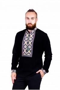 Рубашка вышитая мужская  М-422-7