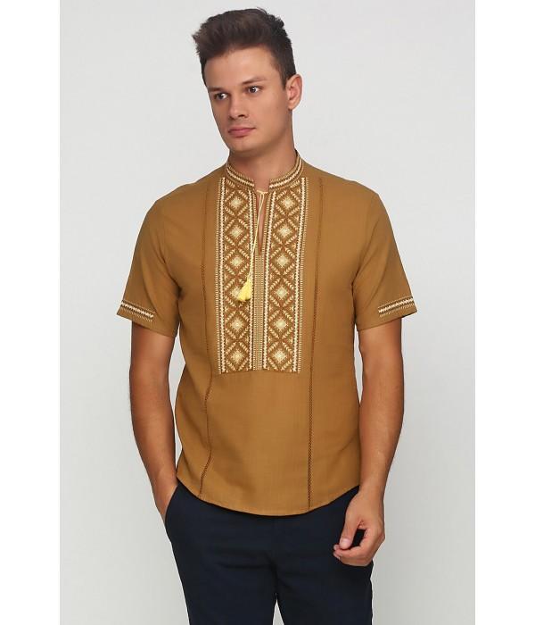 Рубашка вышитая мужская  М-423-12, Рубашка вышитая мужская  М-423-12 купити