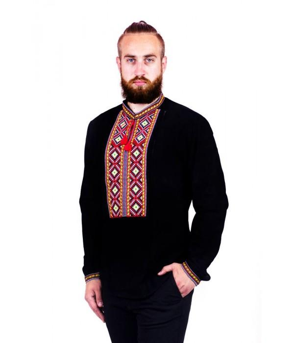 Рубашка вышитая мужская  М-423, Рубашка вышитая мужская  М-423 купити