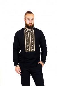 Рубашка вышитая мужская  М-423-2