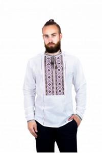 Рубашка вышитая мужская  М-423-4