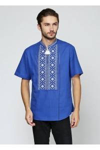 Рубашка вышитая мужская  М-423-10