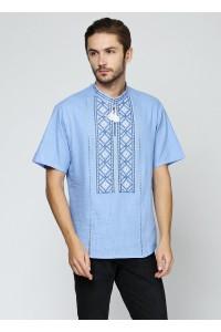 Рубашка вышитая мужская  М-423-9
