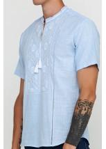 Рубашка вышитая M-425-10