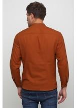 Рубашка вышитая M-425-13