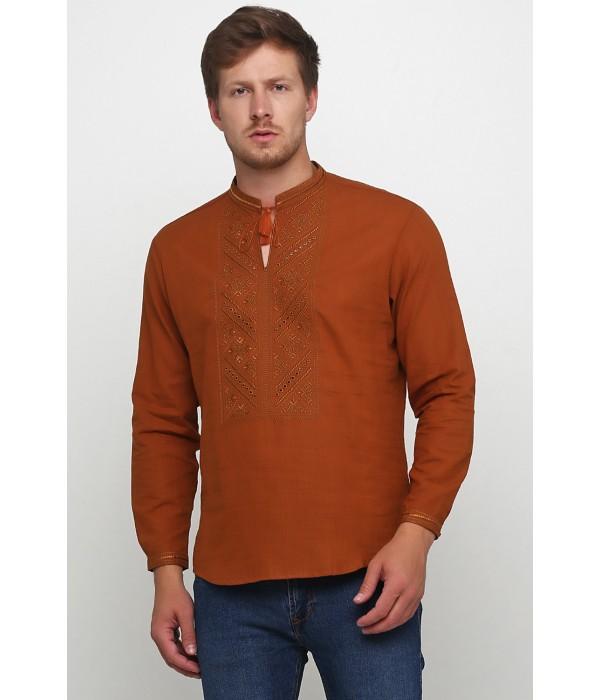 Рубашка вышитая M-425-13, Рубашка вышитая M-425-13 купити