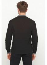Рубашка вышитая крестиком M-425-4