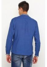 Рубашка вышитая крестиком M-425-8
