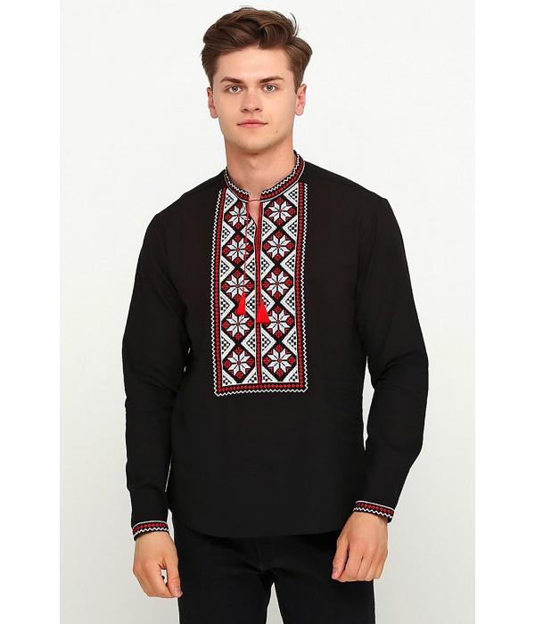 Рубашка вышитая M-426-1, Рубашка вышитая M-426-1 купити