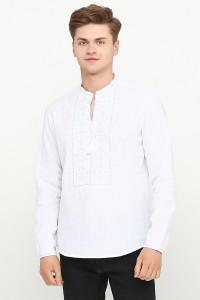 Рубашка вышитая крестиком M-426