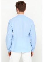 Рубашка вышитая крестиком M-426-4