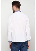 Рубашка вышитая M-446