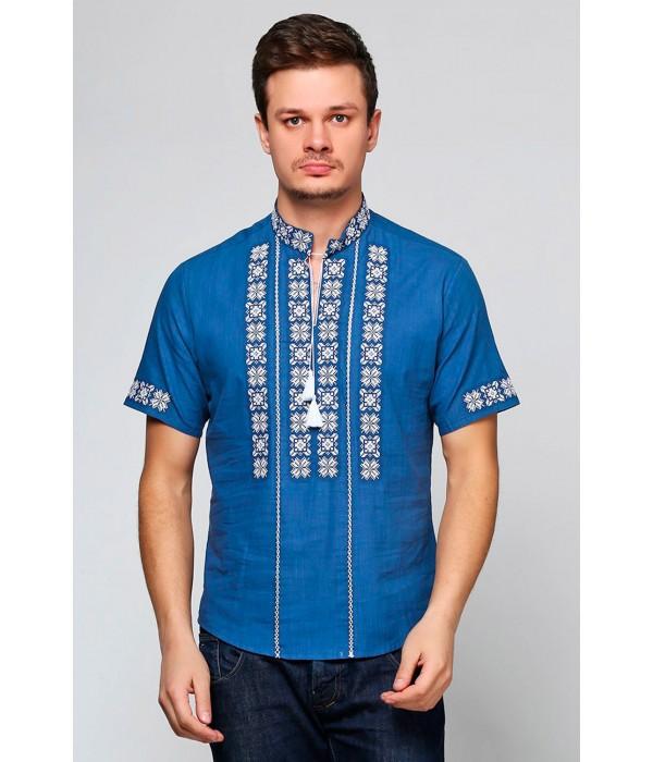 Рубашка вышитая М-403-34, Рубашка вышитая М-403-34 купити