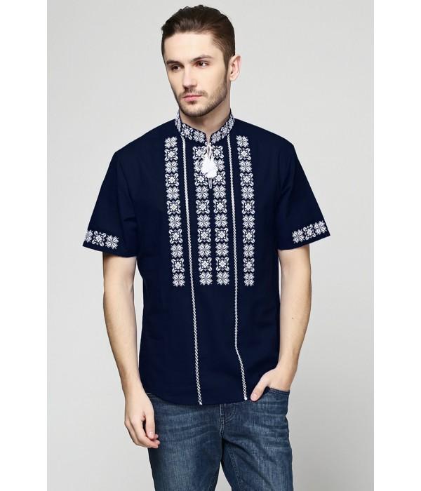 Рубашка вышитая М-403-37, Рубашка вышитая М-403-37 купити