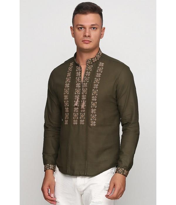 Рубашка вышитая М-403-49, Рубашка вышитая М-403-49 купити