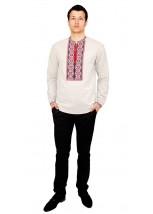 Рубашка вышитая крестиком «Пасхальная» М-404-5