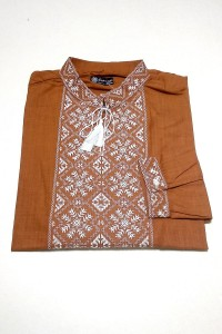 Рубашка «Снежинка»  М-412-26