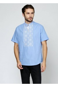 Рубашка «Снежинка»  М-412-17