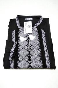 Рубашка вышитая мужская М-424-12