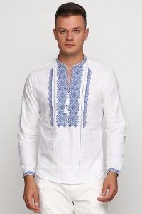Рубашка вышитая мужская М-424-13
