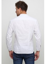 Рубашка вышитая мужская М-424-14