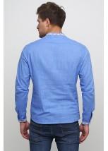 Рубашка вышитая мужская М-424-3