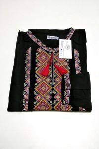 Рубашка вышитая мужская М-424-9