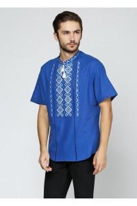 Рубашка вышитая мужская М-424-2