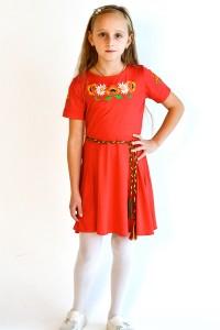 Плаття для дівчинки M-802-2