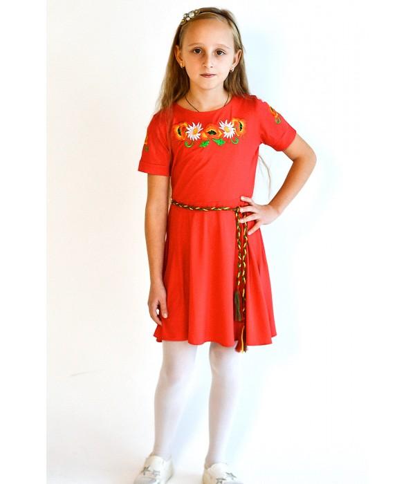 Плаття для дівчинки M-802-2, Плаття для дівчинки M-802-2 купити