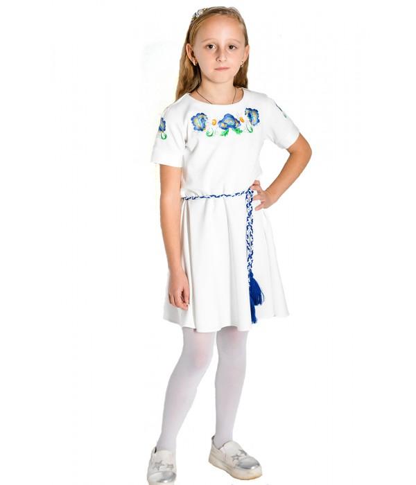 Плаття для дівчинки M-802-1, Плаття для дівчинки M-802-1 купити
