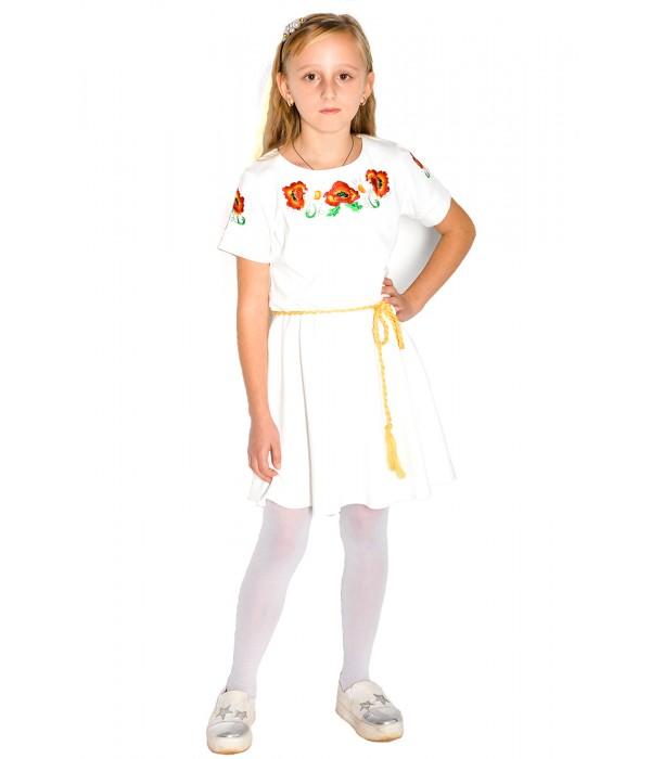 Платье для девочки M-802, Платье для девочки M-802 купити