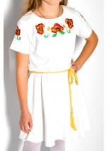 Платье для девочки M-802