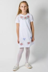 Дитячі вишиті плаття для дівчаток купити - Етно Модерн 1d0cd1411c5db