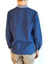 Рубашка вышитая на мальчика М-1001-3