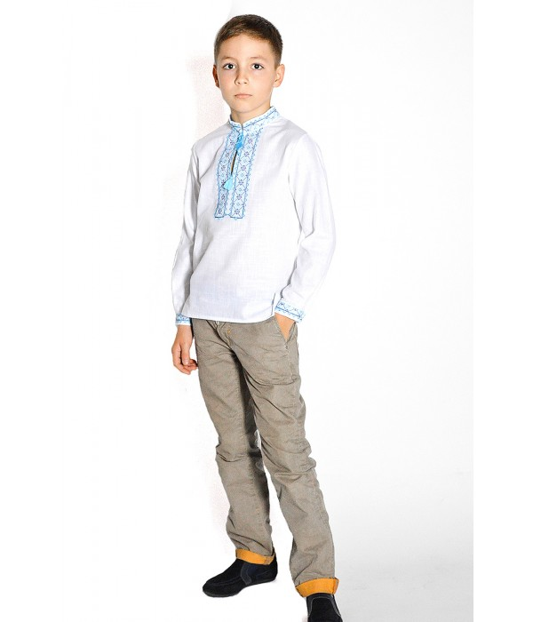 Детская рубашка М-1009, Детская рубашка М-1009 купити