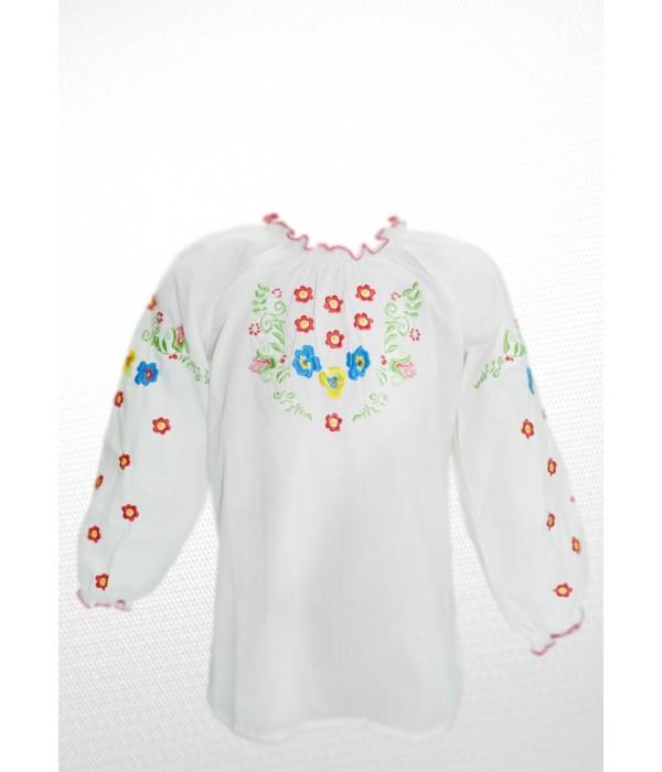 Сорочка вишита на дівчинку М-533, Сорочка вишита на дівчинку М-533 купити