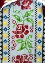 Сорочка вишита на дівчинку М-506-9