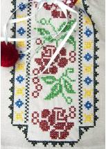 Сорочка вишита на дівчинку М-506-4