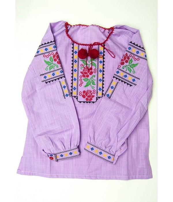 Сорочка вишита на дівчинку М-506-2, Сорочка вишита на дівчинку М-506-2 купити
