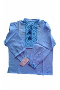 Сорочка вишита на хлопчика М-1001