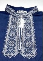 Сорочка з натуральної тканини М-1009-3