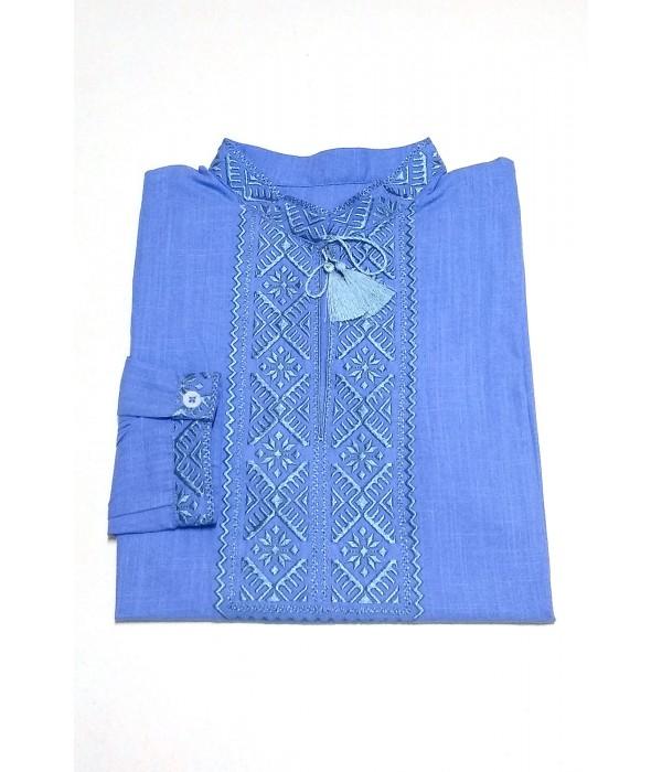 Детская рубашка М-2014-3, Детская рубашка М-2014-3 купити