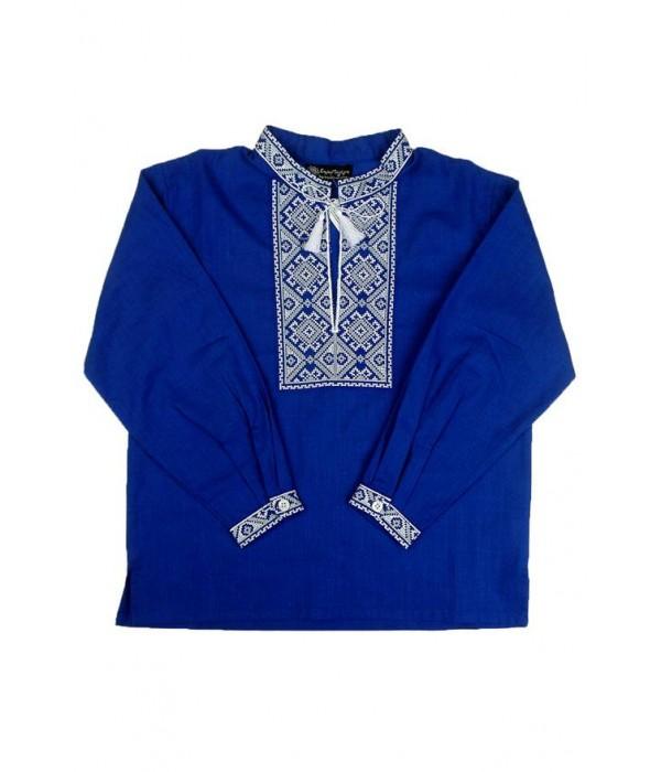 Рубашка вышитая на мальчика М-1001-5, Рубашка вышитая на мальчика М-1001-5 купити