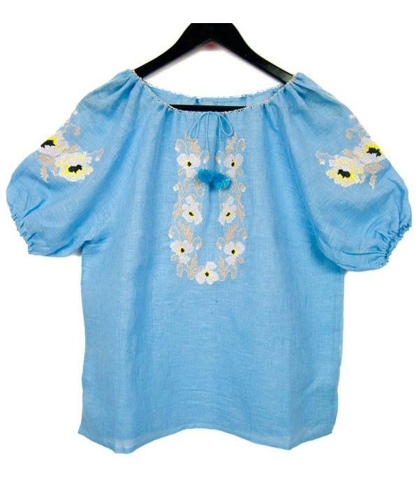 Жіноча вишиванка М-219-13, Жіноча вишиванка М-219-13 купити