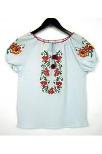 Жіноча вишиванка М-219-14
