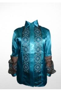 Сорочка вишита жіноча R-007