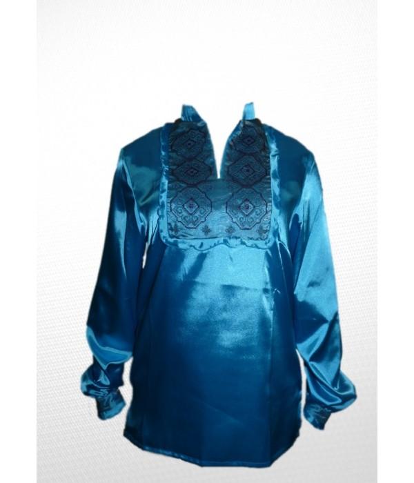 Сорочка вишита жіноча R-006-1, Сорочка вишита жіноча R-006-1 купити
