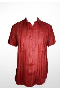 Сорочка чоловіча R-008-2 100% Льон
