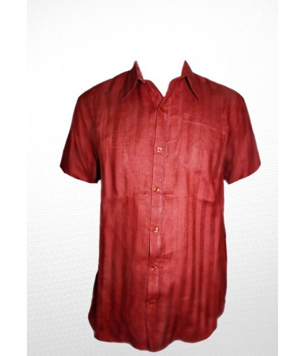 Сорочка чоловіча R-008-2 100% Льон, Сорочка чоловіча R-008-2 100% Льон купити